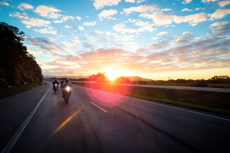 Top 10 Causes of Motorcycle Accidents in North Dakota - Sand Law PLLC