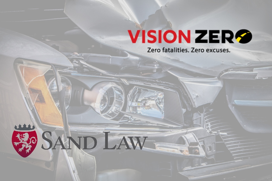 Vision Zero How North Dakota is Working to Eliminate Serious and Fatal Motor Vehicle Accidents - Sand Law PLLC Personal Injury Attorneys