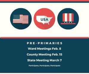 New Mexico State Pre-Primary Convention @ Santa Fe | New Mexico | United States
