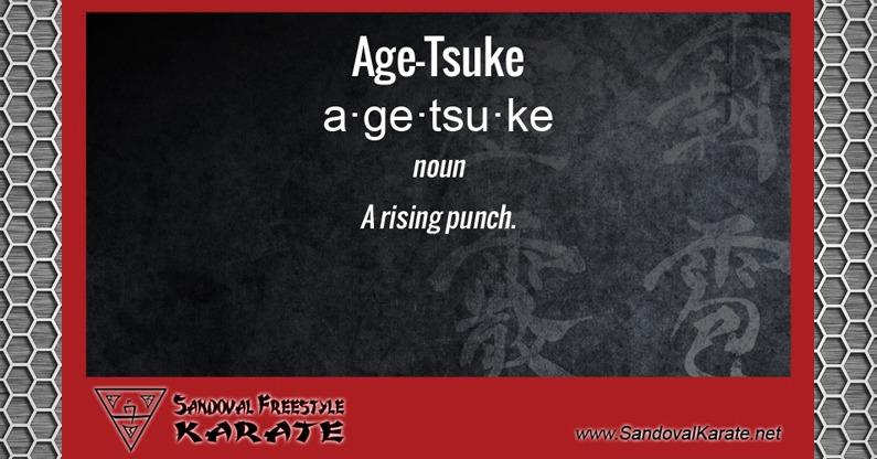 Age-Tsuke