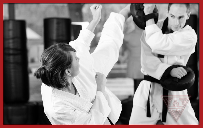 Taekwondo Training for the Mind and Body