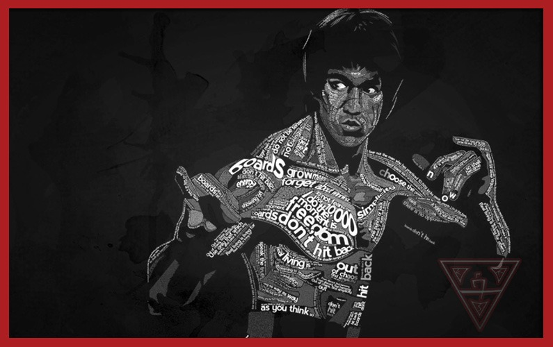 Bruce Lee Martial Strength