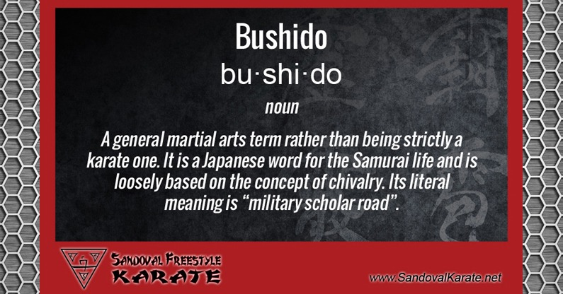 Bushido Definition
