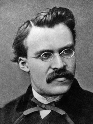 Friedrich Nietzche Pic