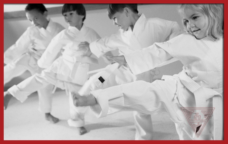 3 Ways Karate Helps Children Be More Sociable