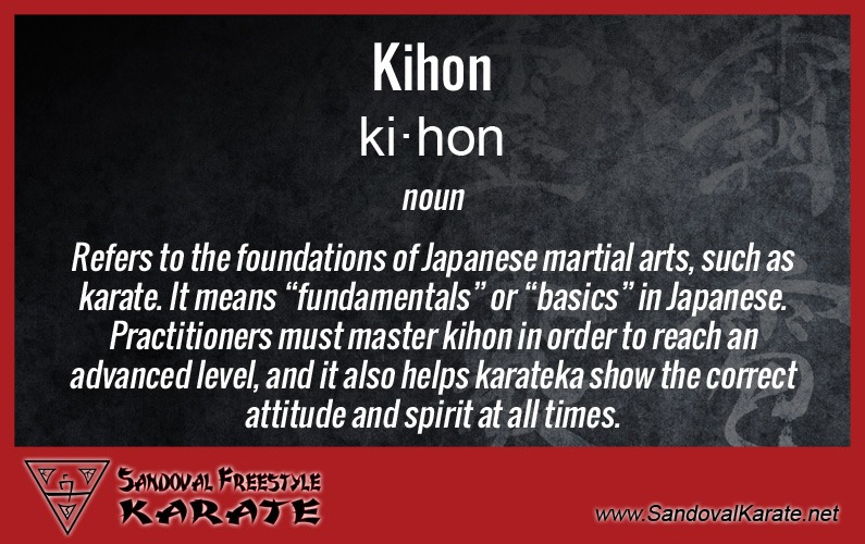 Kihon Definition