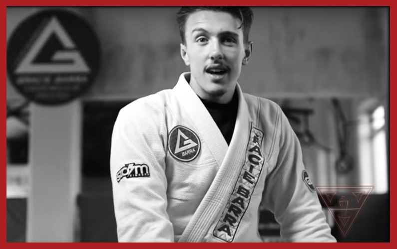 Sam Kaye - Disabled BJJ Fighter