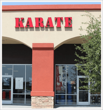 Sandoval Freestyle Karate - Gilbert School Location
