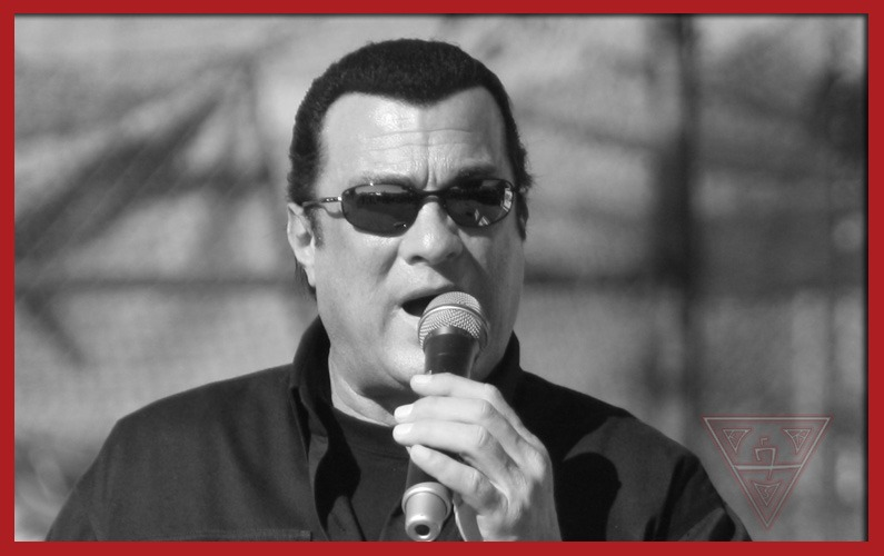 Will Steven Seagal Train Serbian Special Forces?
