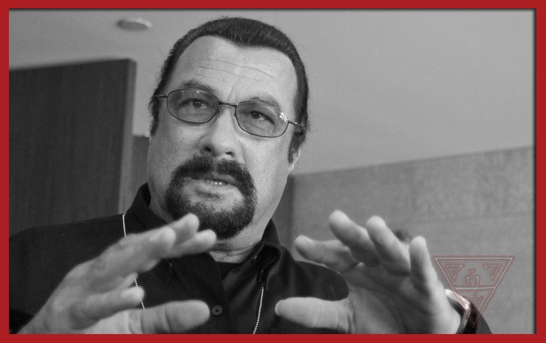 Martial Arts Quote by Steven Seagal