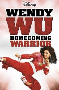 Wendy Wu Homecoming Warrior Movie Poster