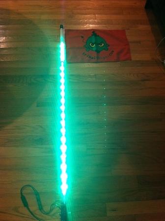 Whipzilla Led Lighted Whip