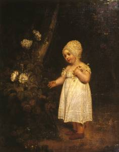 'Philip Sansom junior, as a child' by Richard Westall [photo: tate.org.uk]