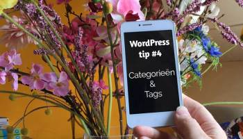 Categoriën-en-tags-WordPress