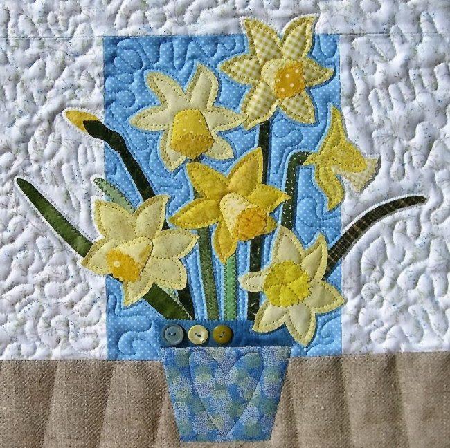 Daffodil Quilt