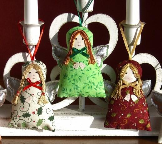 Bright Angel decoration Trio