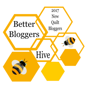 2017 New Quilt Bloggers Better Bloggers Hive