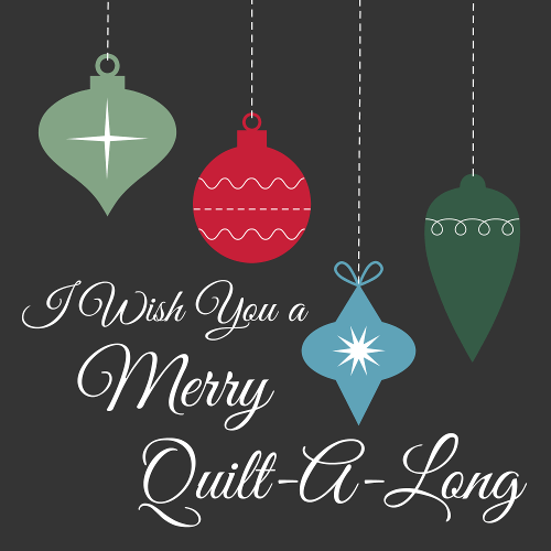 I Wish You A Merry Quilt-Along Sandra Healy Designs