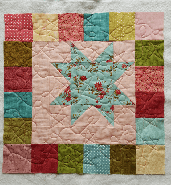 Sandra Healy Designs Quilted Cushion Top