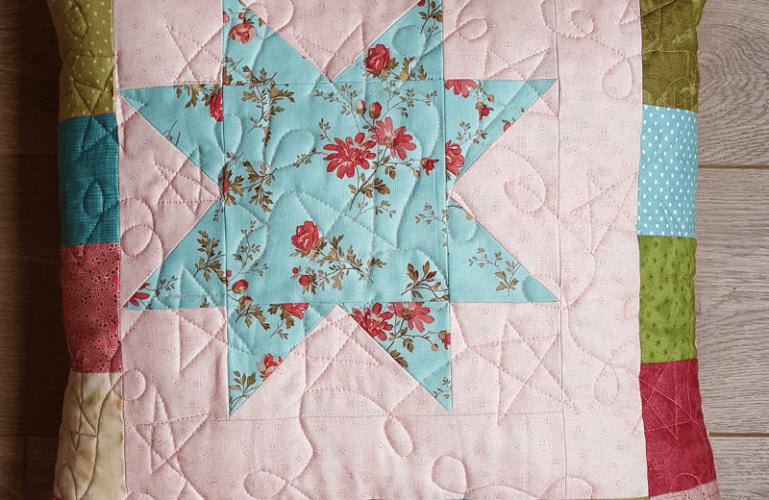 Sandra Healy Designs Starstruck Cushion