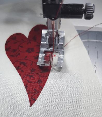 Sandra Healy Designs How to Machine Applique