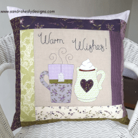 Warm Wishes Pillow Pattern!