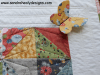 Sandra Healy Designs Snippets of Summer butterfly