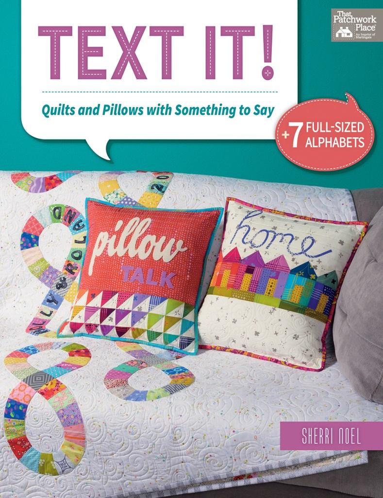 Sandra Healy Designs, Sherri Noel 'Text It!' Book Cover