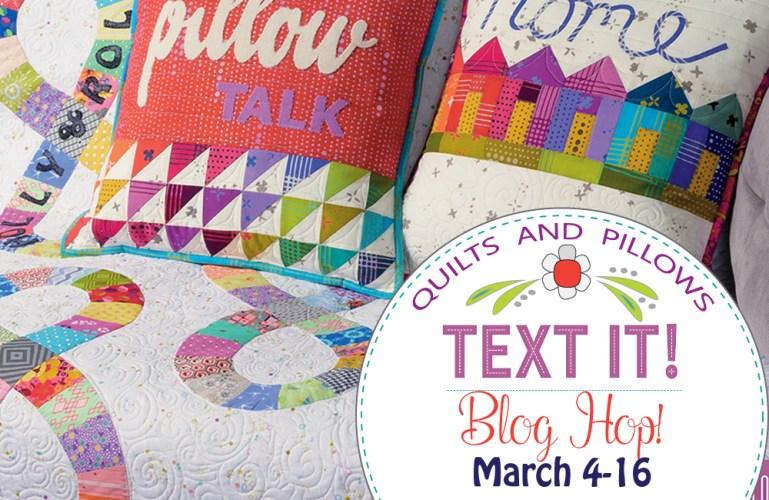 Sandra Healy Designs, Sherri Noel Text It Blog Hop Button