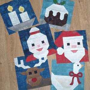 Sandra Healy Designs Christmas pattern bundle