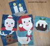 Sandra Healy Designs Christmas pattern bundle