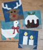 Sandra Healy Designs Christmas blocks
