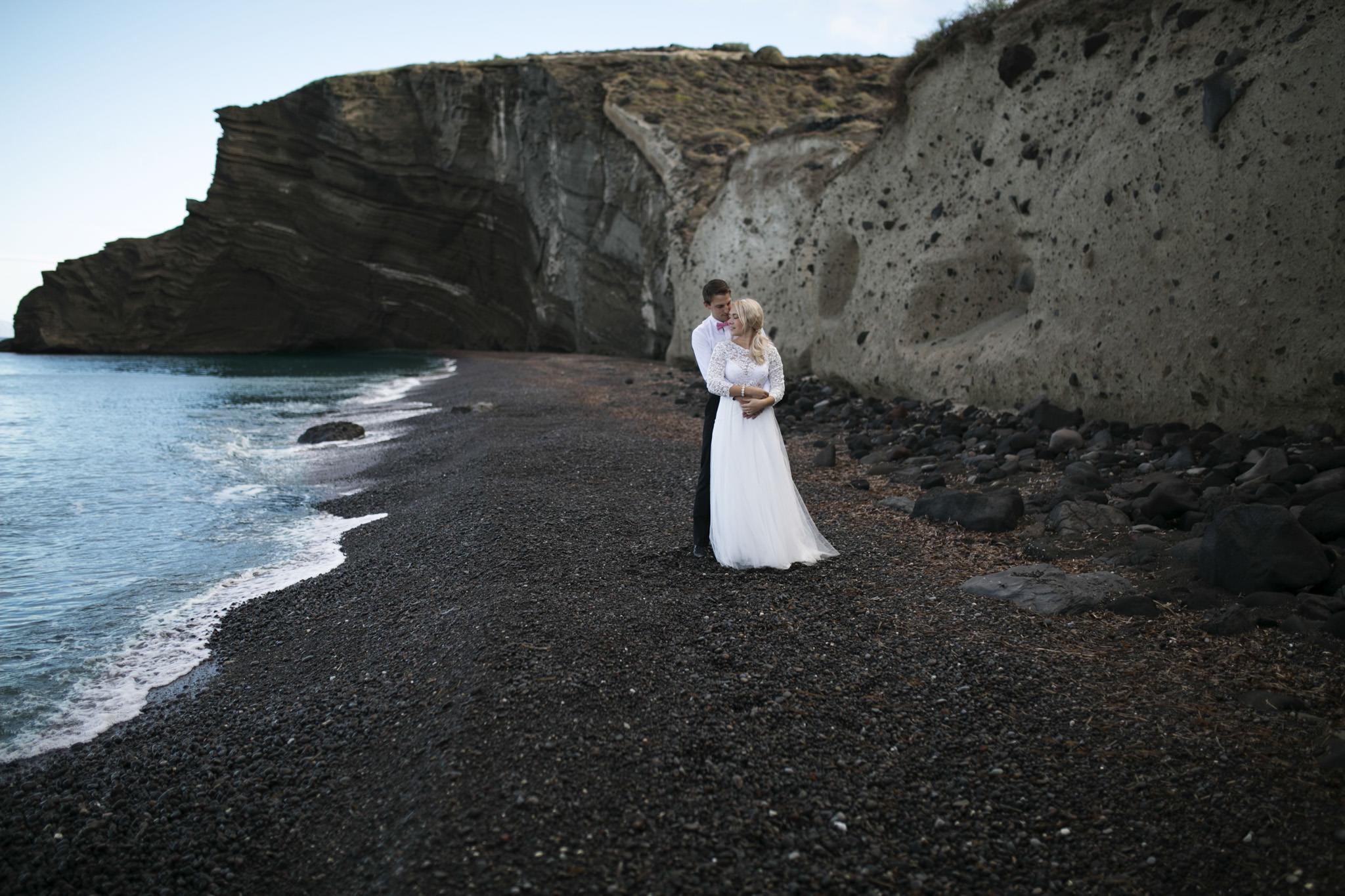 Destinationwedding Santorini