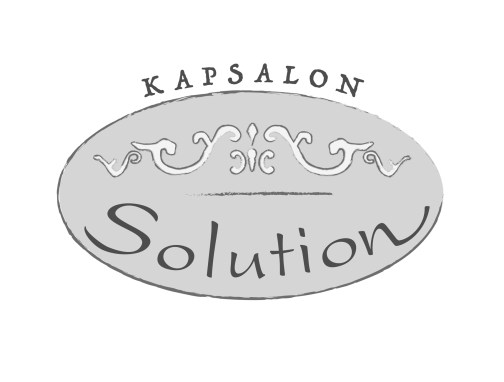 Kapsalon Solution logo ontwerp