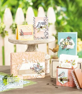 Stempelavond Stampin' Up! - Free as a Bird