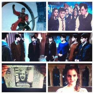 HP movies