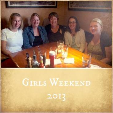 girls weekend