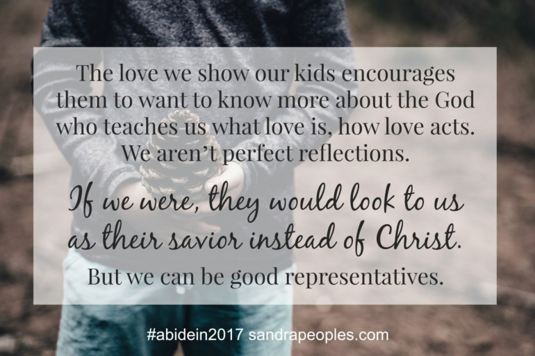 Our families are often our number one life callings, especially in seasons when our kids are at home. Loving them well is a priority.