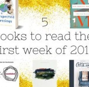 5 books for 2019
