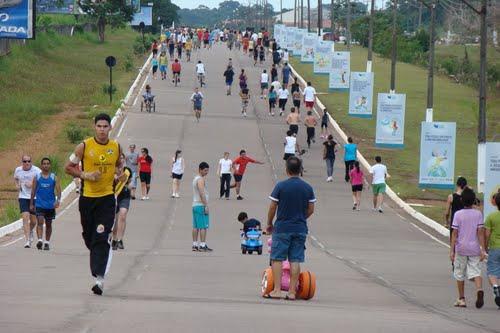 Bem-vindo a Porto Velho, capital de Roraima?!