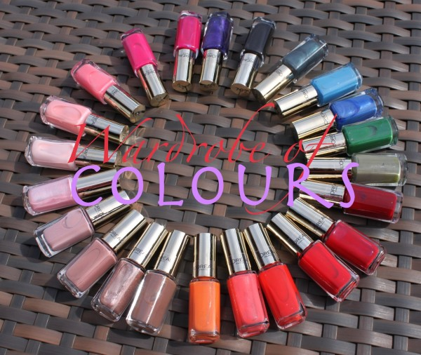 Get Ations Middot New L 39 Oreal Color Me Pink Collection Colour Riche Nail Polish 131 Sugary Sweet