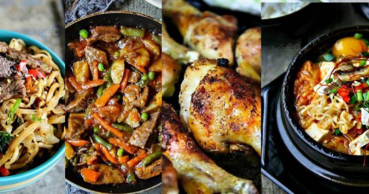 TOP 10 amazing recipes in 2014