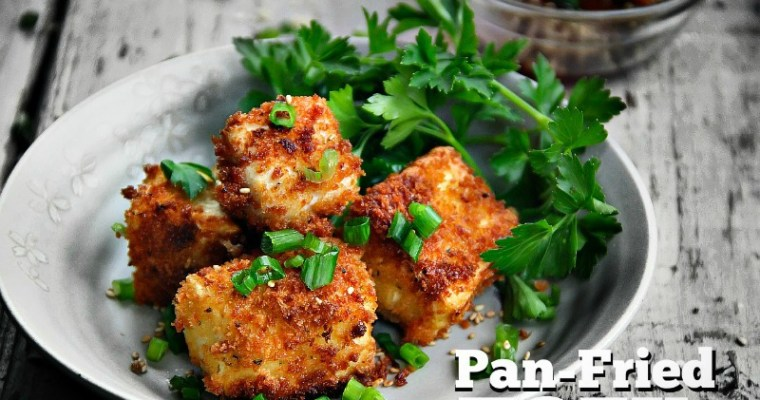 Pan-Fried Tofu {recipe}