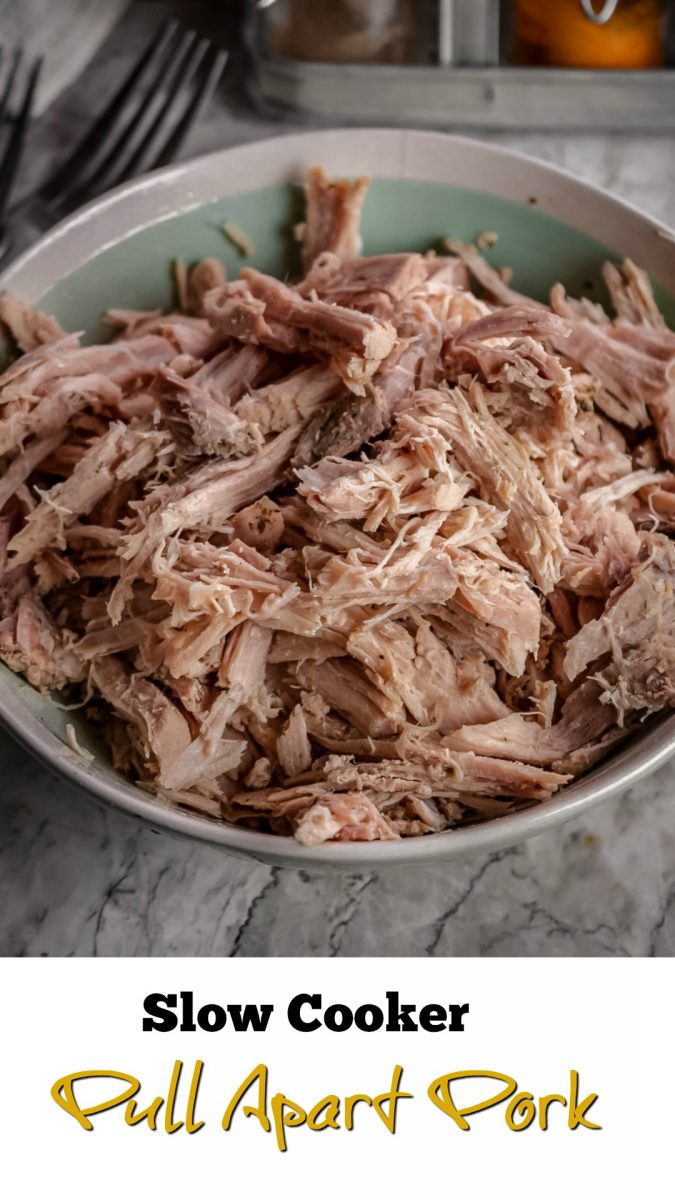 Slow Cooker Pulled Apart Pork Recipes