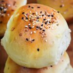 Everything Bagel Dinner Rolls Recipe