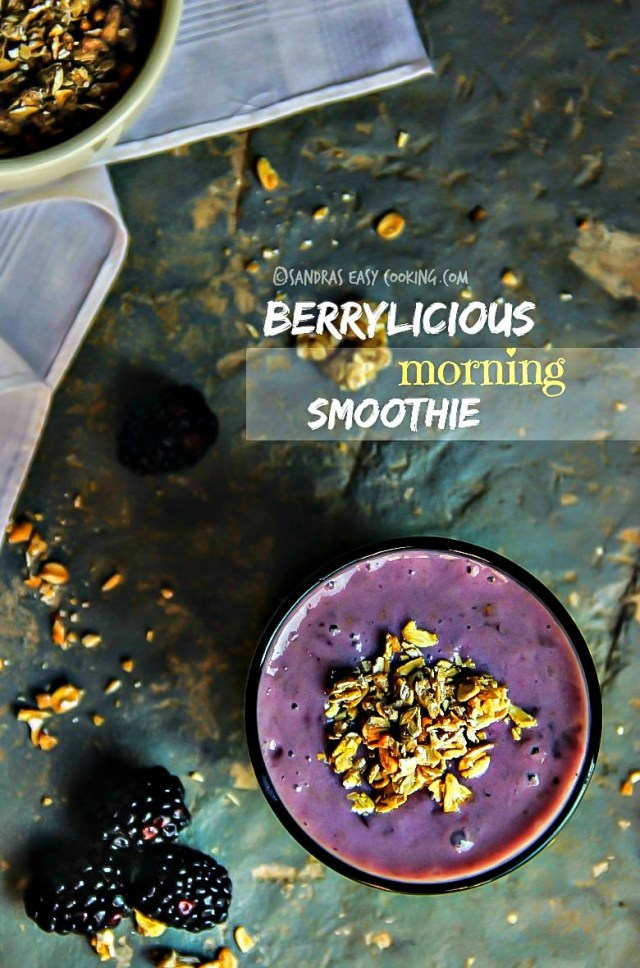 Berrylicious Smoothie