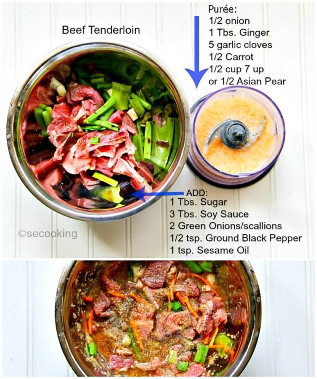 Bulgogi Ciabatta Sandwich Recipe