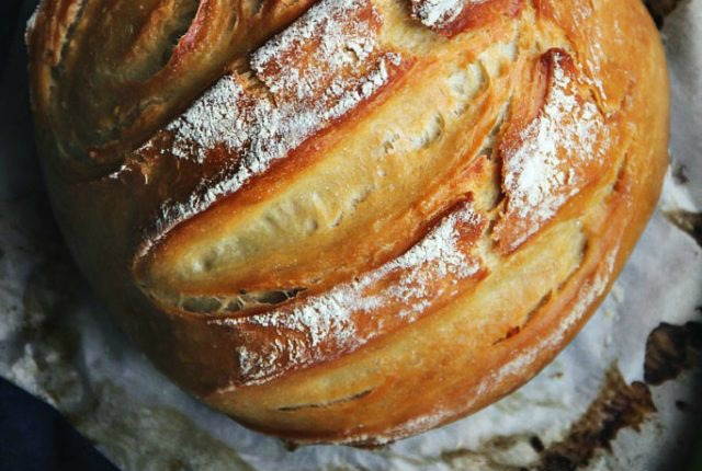 The Best Dutch Oven Bread