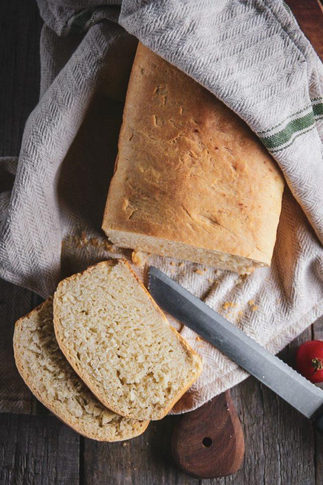Homemade Butter Bread