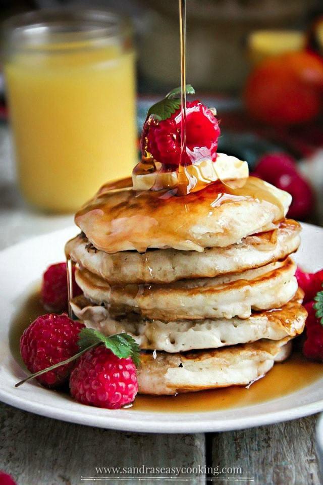 Classic Pancakes Recipe